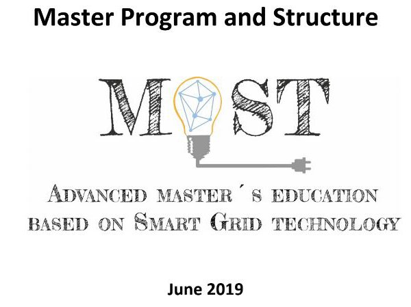 Master Program and Structure